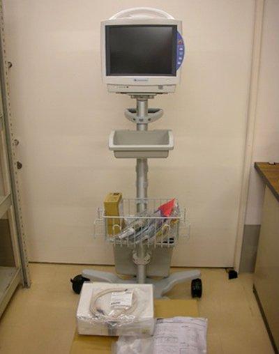 患者監視装置 日本光電 MU-651R