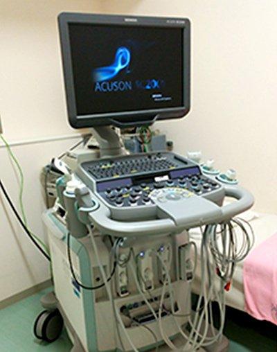 循環器専用超音波診断装置(ACUSON SC2000)