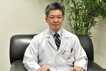 沖縄赤十字病院 院長 大嶺 靖