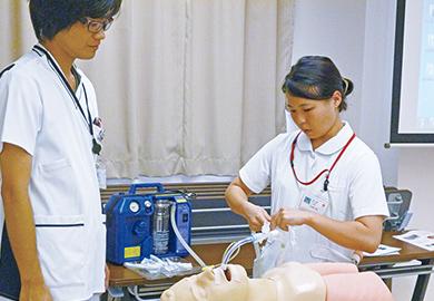 新人看護師の1年