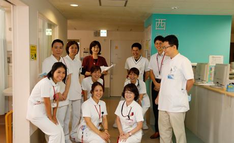 呼吸器内科・乳腺外科・泌尿器科・耳鼻咽喉科